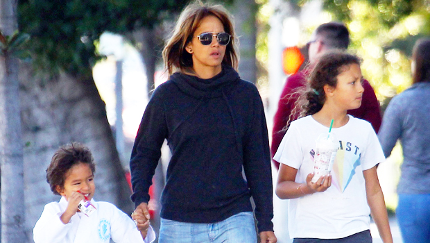 Halle Berry's Kids: Everything To Know About Her Beautiful Daughter & Adorable Son.jpg