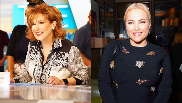 , Joy Behar Seems To Make Jab At Meghan McCain After Leaving 'The View' Live On-Air,