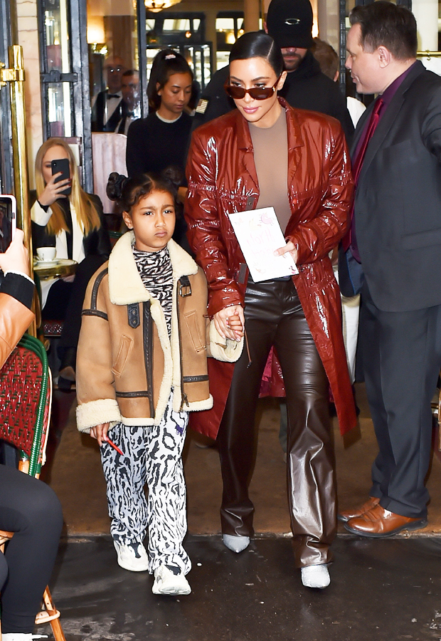 Kim Kardashian Says Daughter North West Wishes She Was An Hellip
