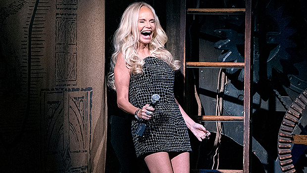 Kristin Chenoweth Surprises Crowd At Reopening Of 'Wicked' On Broadway: 'There's No Place Like Home'.jpg