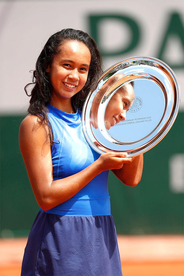 Leylah Fernandez 5 Things To Know About The Tennis Hellip