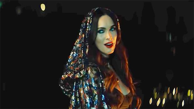 Megan Fox Sinks Her Teeth In Sexy Vampire Role In Netflix Flick 'Night Teeth': Watch