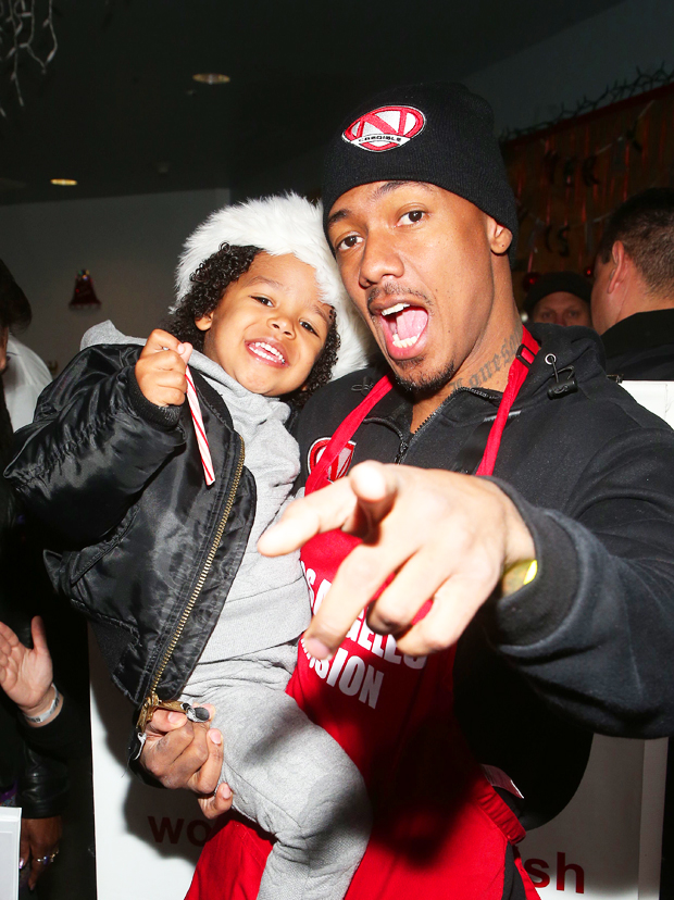 Nick Cannon Dad To 7 Admits He Hasn T Ruled Hellip