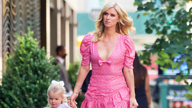 Nicky Hilton Takes Her Mini-Me Daughter, 3, Out To Lunch In New York City.jpg