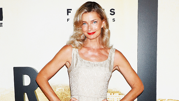Paulina Porizkova Goes Makeup-Free & Shows Off Filter-Free Skin: 'Time For A Little Self Care'