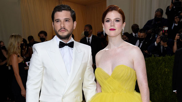 Rose Leslie Stuns In Gorgeous Yellow Ball Gown At Met Gala With Kit Harington.jpg