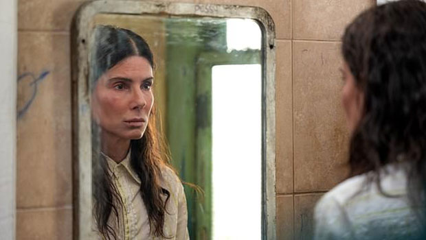 Sandra Bullock Goes Makeup-Free In Chilling 1st Look At Her Next Netflix Thriller 'The Unforgivable'