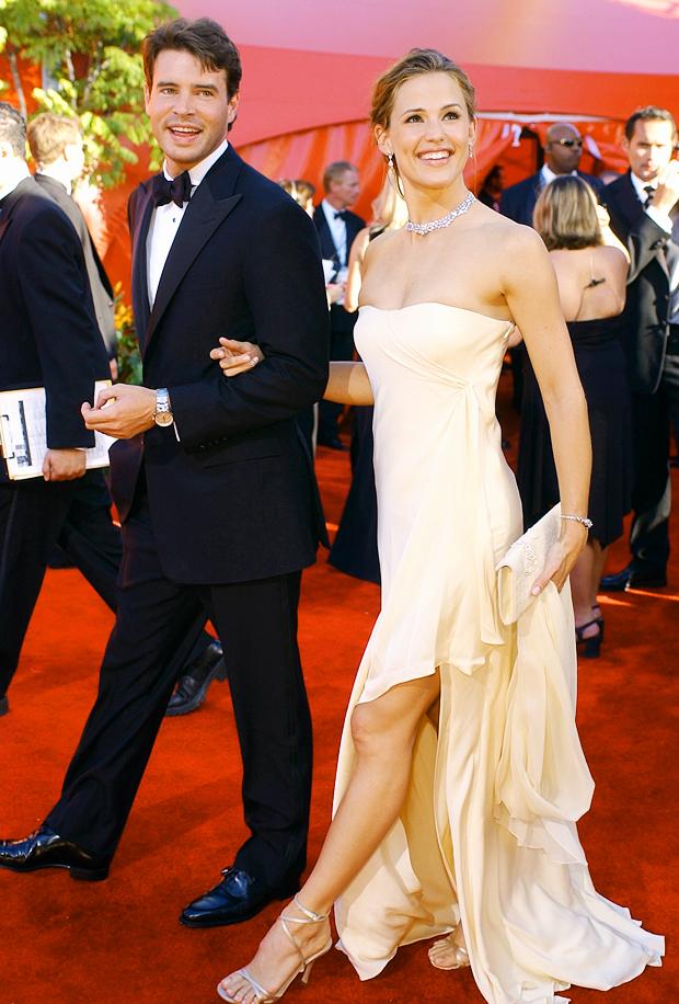 Scott Foley & Jennifer Garner