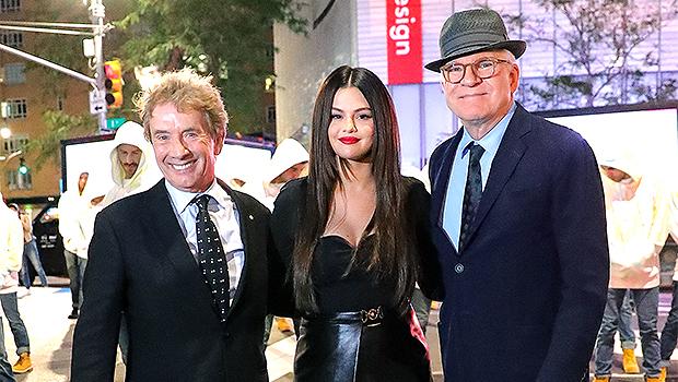 Selena Gomez, Steve Martin, Martin SHort