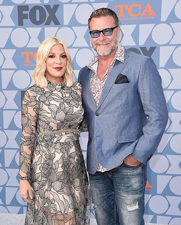 Tori Spelling Dean McDermott divorce rumors