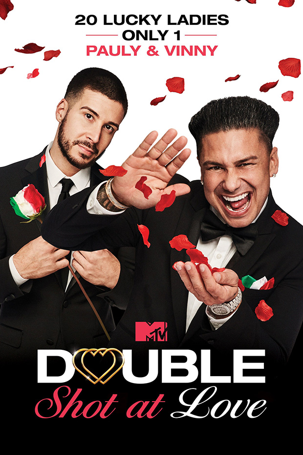Vinny Guadagnino and Pauly D