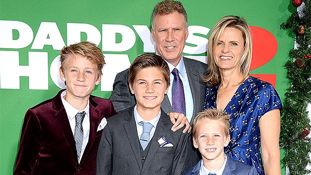 Will Ferrell's Kids: Meet His 3 Sons Magnus, Mattias, & Axel.jpg