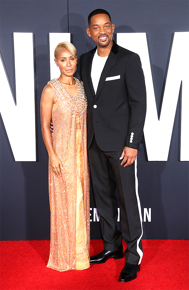 Jada Pinkett Smith and Will Smith'Gemini Man' film premiere, Arrivals, TCL Chinese Theatre, Los Angeles, USA - 06 Oct 2019