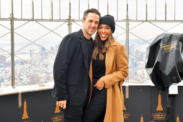 Zac Clark & Tayshia Adams
