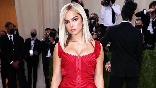 Addison Rae's Fans Are Convinced She Wore Kourtney Kardashian's Dress To Met Gala.jpg