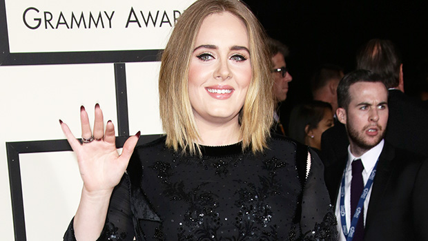 Adele Spotted Out On Another Dinner Date With BF Rich Paul In Oversized Shirt & Leggings — Photos.jpg