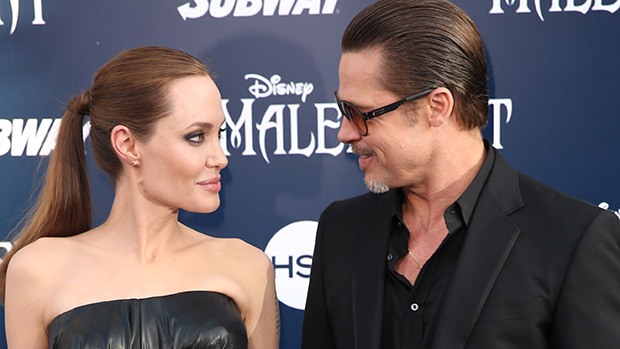 Angelina Jolie & Brad Pitt Come To Agreement Over $164 Million French Chateau After Battle.jpg