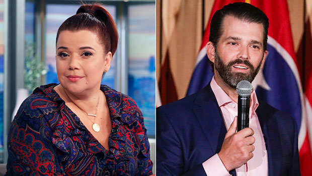 Ana Navarro Claps Back At Donald Trump Jr. For Dissing Her Weight Amidst False COVID Scare