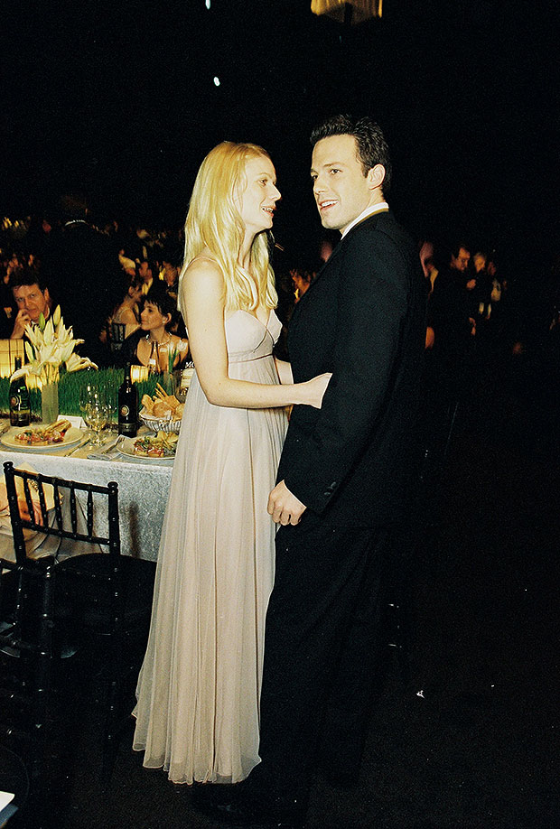 Ben Affleck S Ex Gwyneth Paltrow Reacts To His Red Hellip