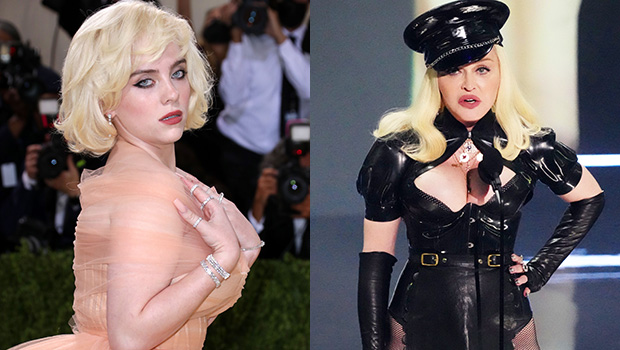 Madonna Defends Billie Eilish From 'Sexist' Critics: Why Should She Be 'Punished' For Being 'Feminine'?.jpg
