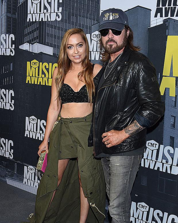 Billy Ray and Brandi Cyrus
