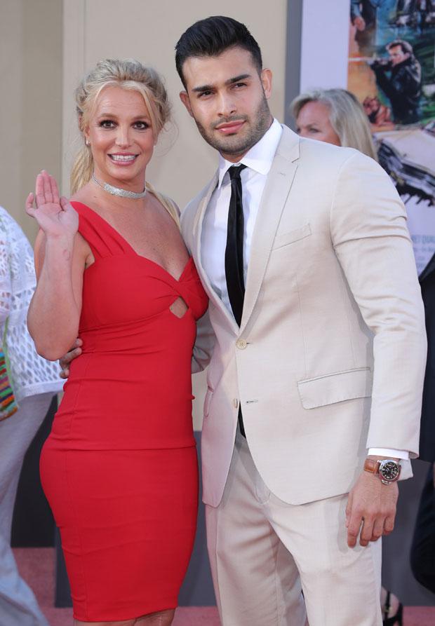 Why Britney Spears Amp Sam Asghari Risk Court Dissolving Marriage Hellip