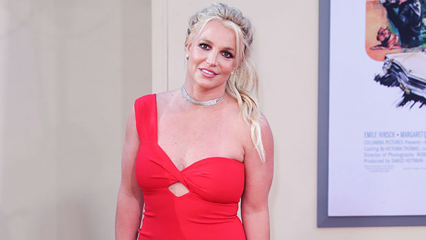 Britney Spears Returns To Instagram To Admit She 'Still Can't Believe' She's Engaged