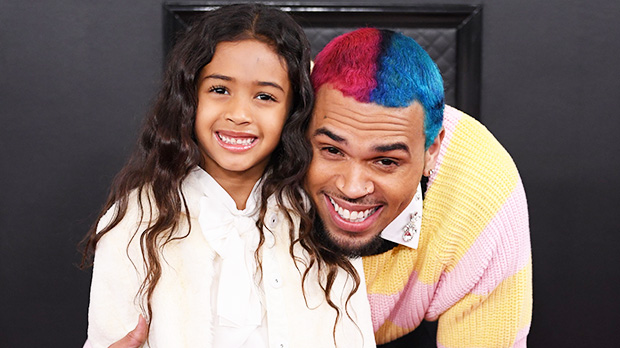 Chris Brown's Daughter Royalty Looks Adorable In Colorful Trench Coat For New Fashion Campaign – Photos.jpg