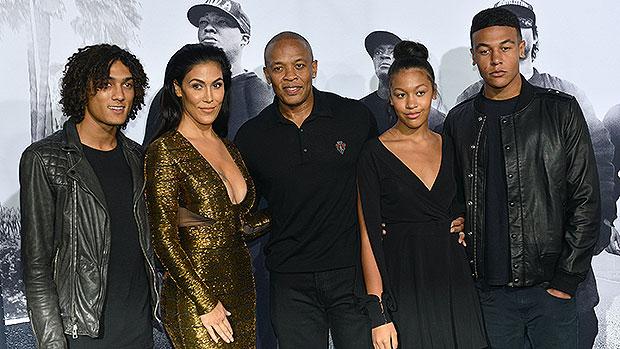 Dr. Dre, Kids
