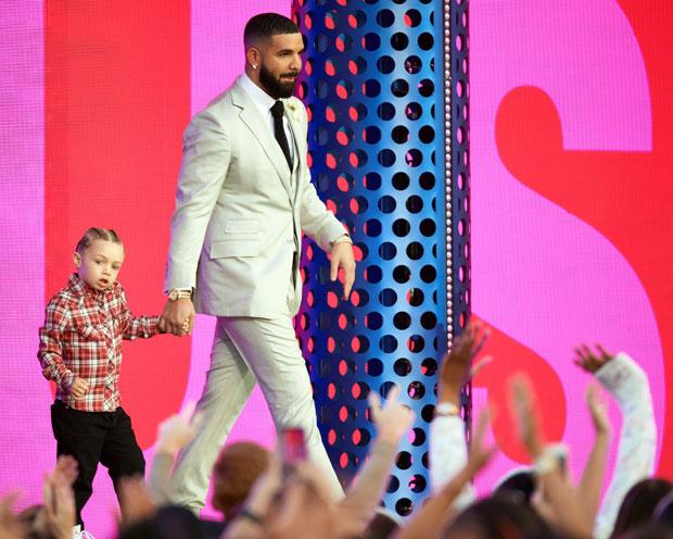 Drake, Adonis