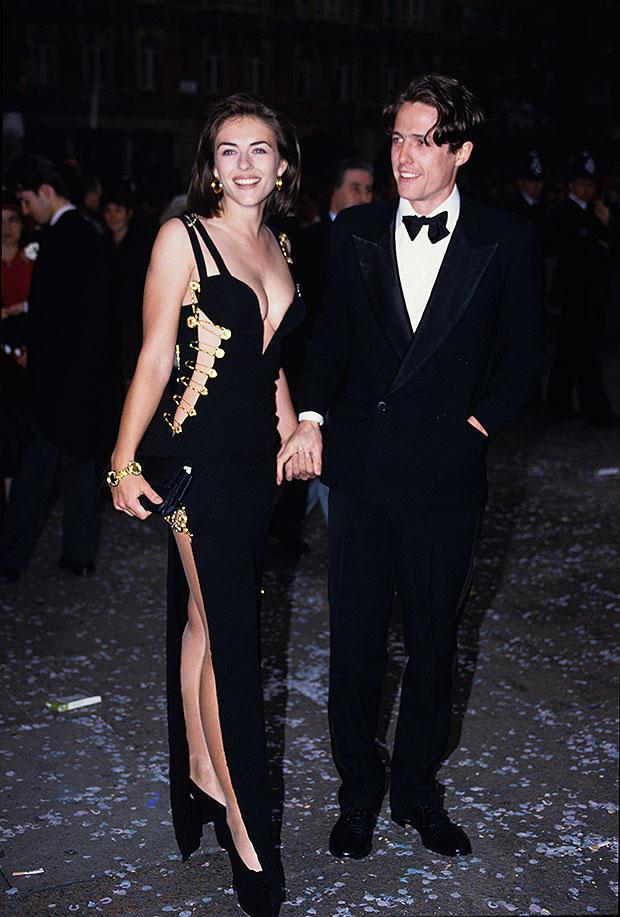 Elizabeth Hurley & Hugh Grant