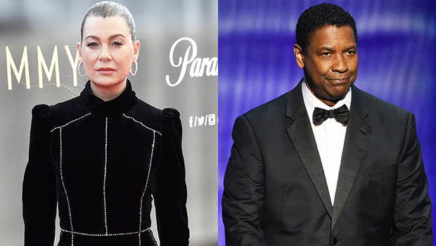 Ellen Pompeo Reveals Why She 'Went At It' With Denzel Washington When He Directed 'Grey's