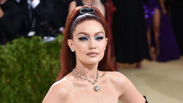 Gigi Hadid Trips On The Met Gala Steps In Long Prada Dress: Watch Her Recover Flawlessly