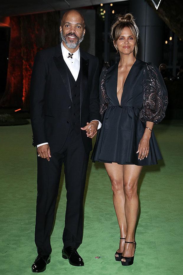 Halle Berry & Van Hunt