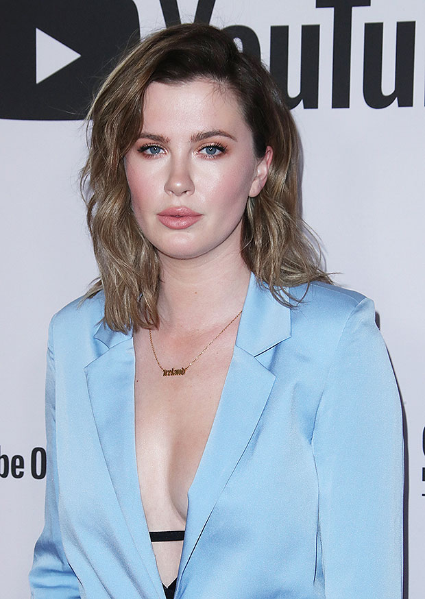 Why Ireland Baldwin Felt Compelled To Defend Cousin Hailey Against Hellip