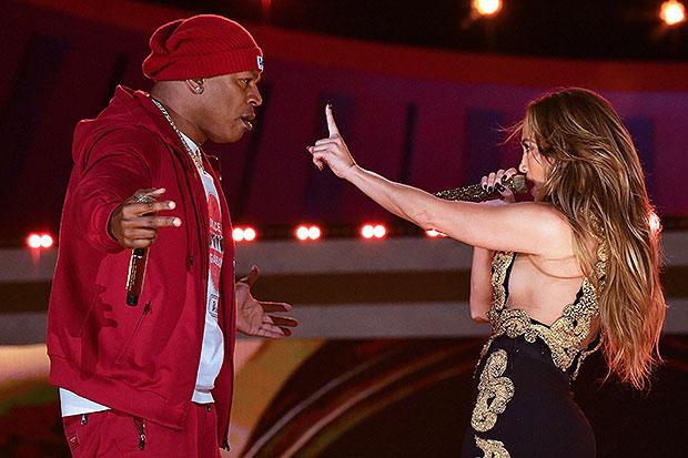 LL Cool J & Jennifer Lopez