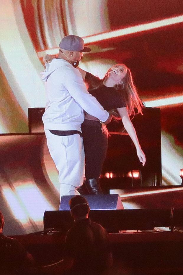 Jennifer Lopez & LL Cool J
