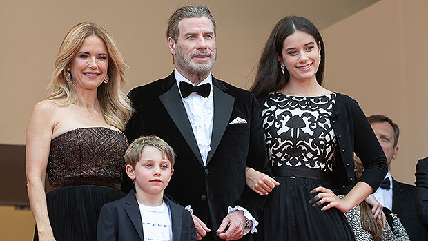 John Travolta's Kids: Everything To Know About His 3 Children, Including The Late Jett