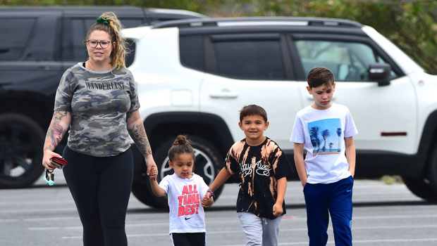 Kailyn Lowry's Kids: Everything To Know About The Single Mom's 4 Little Ones