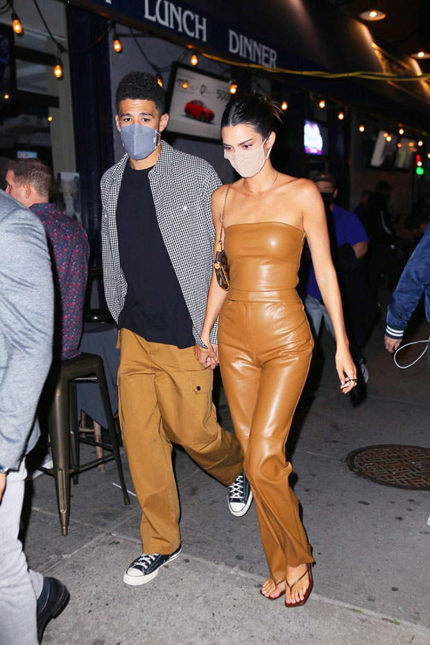 kendall jenner and devin booker
