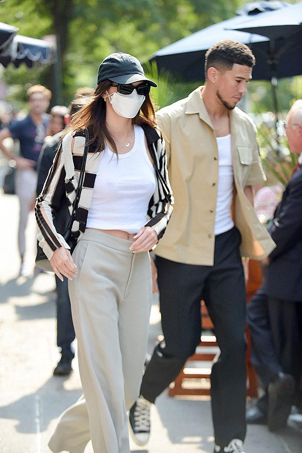 Kendall Jenner, Devin Booker