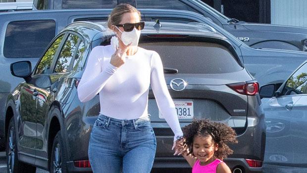 Khloe Kardashian Reveals True, 3, Thinks Psalm West, 1, Is Her Brother: 'It's So Cute'.jpg