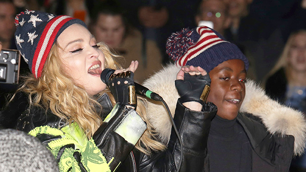 Madonna Snuggles Up To Son David Banda In Sweet Snaps From His 16th Birthday Party.jpg