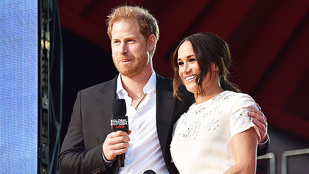 Meghan Markle & Prince Harry Snuggle On Stage At Global Citizen Concert In New York City — Photos.jpg