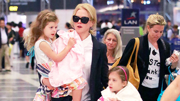 Nicole Kidman's Kids: Everything To Know About Her 4 Children With Tom Cruise & Keith Urban
