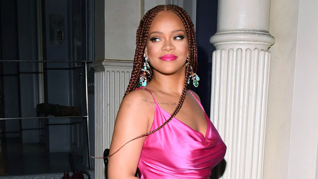 Rihanna Rocks Super Tiny Silver Frock In Sexy New Ad For Savage X Fenty Show — Photos.jpg
