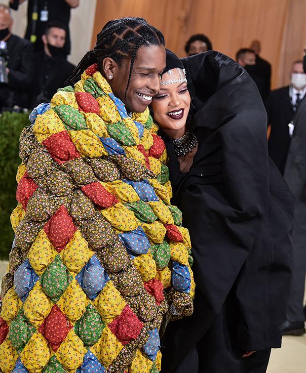Rihanna & A$AP Rocky