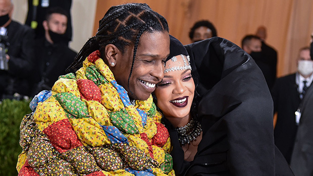 Rihanna & A$AP Rocky Hold Hands During Late-Night Fish Market Date In NYC — Photos