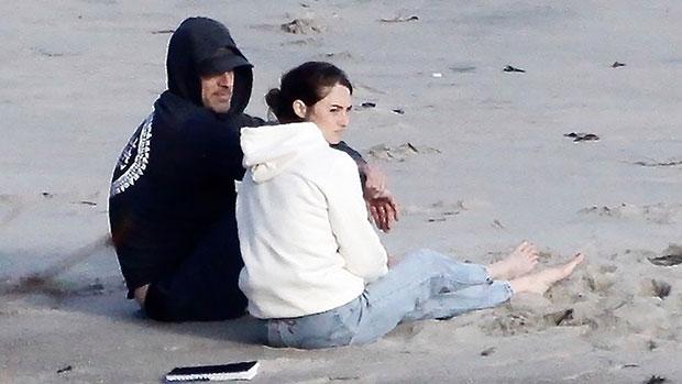 Shailene Woodley & Aaron Rodgers