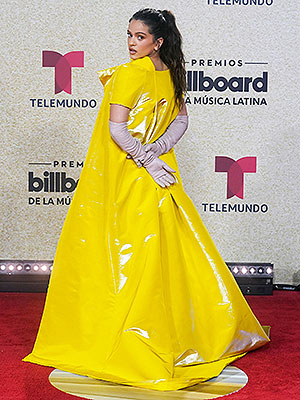 Picture - 2021 Billboard Latin Music Awards: See Photos Of Rosalía & More
